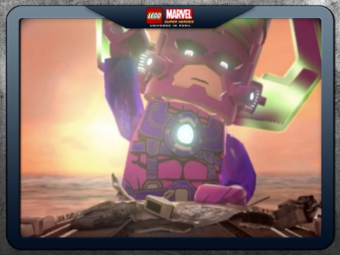 LEGO® Marvel™ Super Heroes:宇宙危机