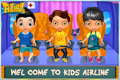 Kids Airline screenshot 3