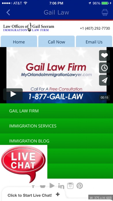 download immigrationINFO - Gail Law apps 1