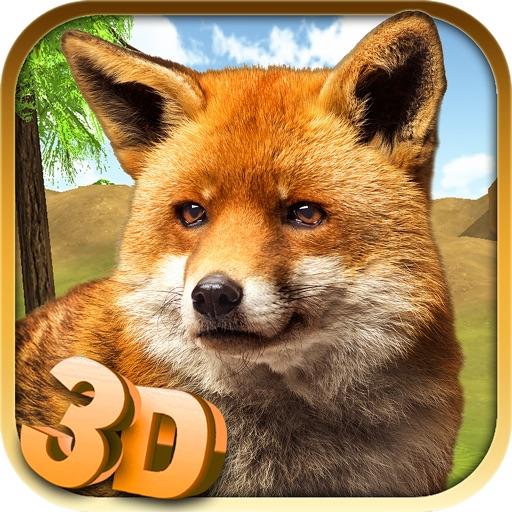 Fox Wildlife Simulator 3D iOS App