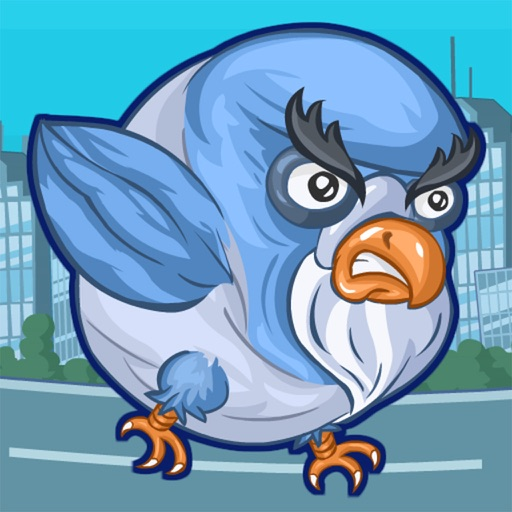 Pigeon Bomber iOS App