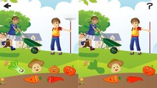 Screenshot of Un Gioco Garden Party Bambini: Imparare Con Molti Compiti1