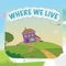 download Where We Live - Kids Story Book