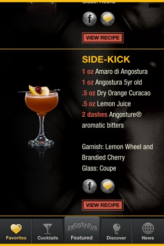 Angostura screenshot 2