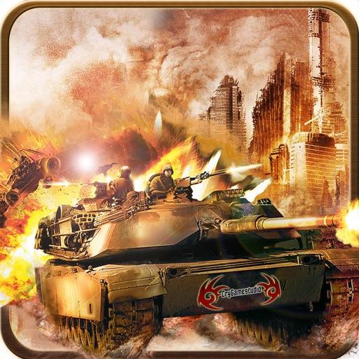 Modern Tank Battle : Mountain Vehicle War iOS App