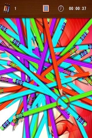 Pencil Madness - Mikado Sticks!! screenshot 4