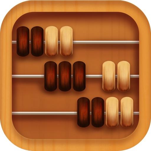 Abacus - Simple Arithmetic Calculator Prof iOS App