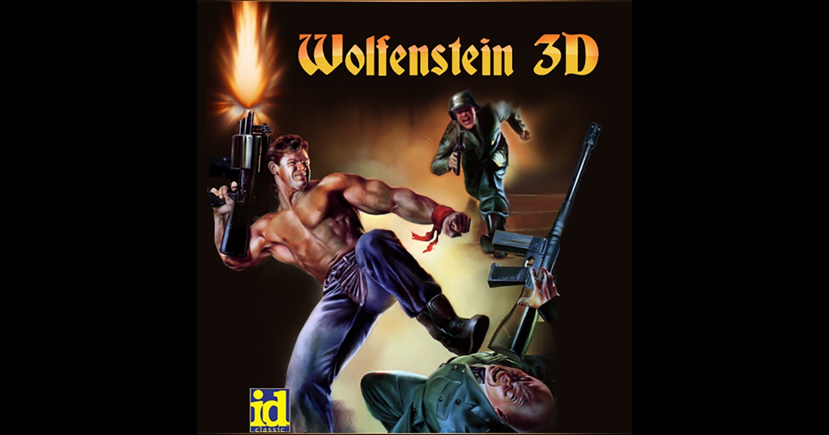 Wolfenstein 3d classic platinum on the app store for Wolfenstein 3d