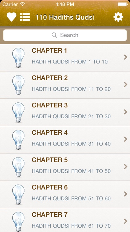 110 Hadiths Qudsi (Divine, Sacred) in English by ISLAMOBILE