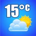 Thermometer Free - Temperature, pressure, humidity measure. Barometer icon