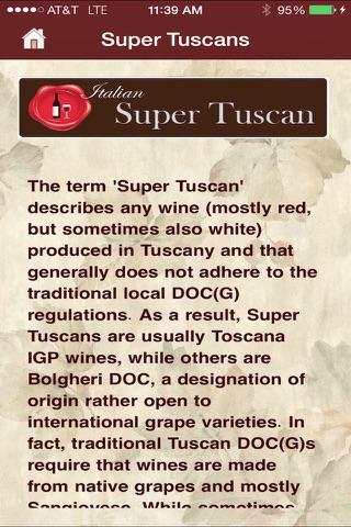 Wine Italy screenshot 3
