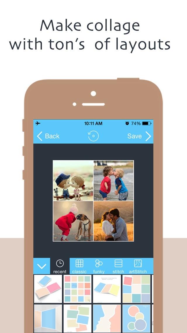 Fx photo app iphone
