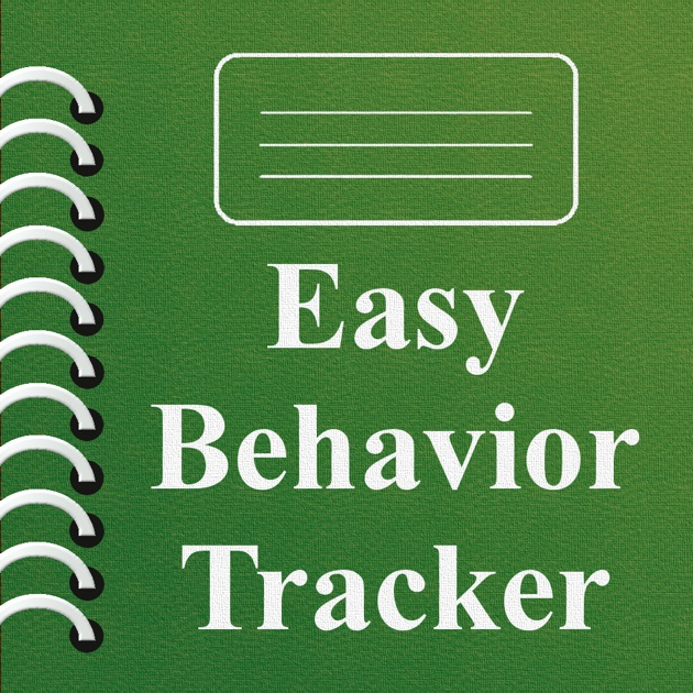 Easy Behavior Tracker for Teachers on the App Store