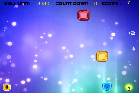 Glossy Gem Tap Frenzy - Precious Jewel Smasher LX screenshot 3