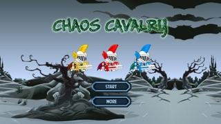 A Chaos Cavalry - 骑士和精灵与兽人和黑暗中世纪的怪物战斗屏幕截图2