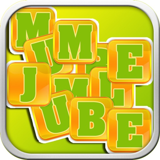 Daily Jumble Solver: Unjumble mumble and scramble words to learn English vocabulary iOS App