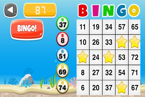 Blue Fish Bingo: Big Win Party Edition - FREE screenshot 1