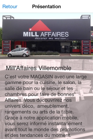 Mill'affaires Villemomble screenshot 4