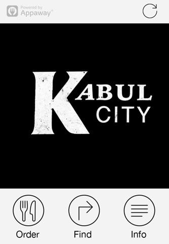 Kabul City Restaurant, Edgware screenshot 1