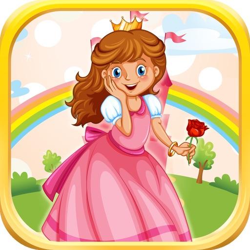 A Princess Bloons Party - A Color Bubbles Pop Shooter Pro iOS App