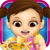 Kitchen Food Maker Salon - Fun School Lunch & Dessert Cooking Kids Games for Girls & Boys!