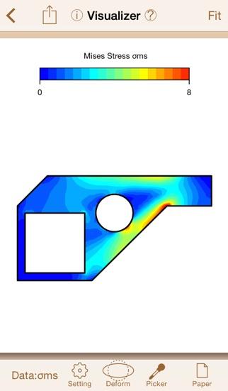 有限要素法構造解析 awFEM screenshot1