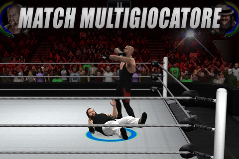 WWE 2K screenshot 2