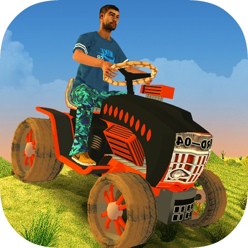 Addictive Lawn Mower Drive iOS App