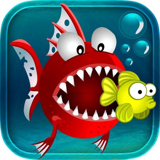 Eat or Be Eaten (Fish Adventure) iOS App