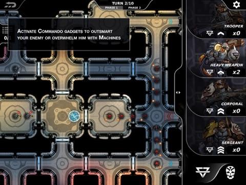 Legions of Steel для iPad