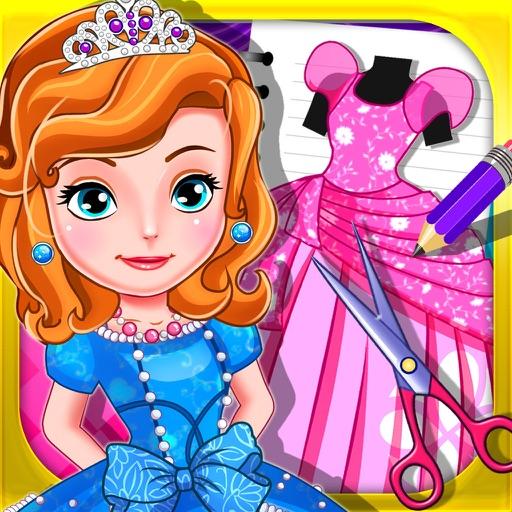 公主沙龙-设计小公主的加冕礼服 iphone游戏下载-应用