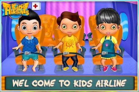 Kids Airline screenshot 3
