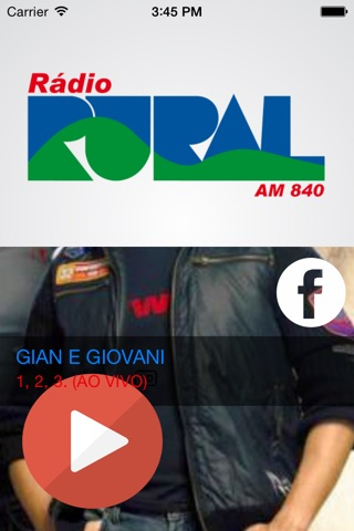 Rural AM 840 screenshot 1