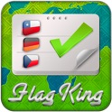 Flag King icon