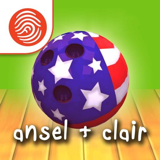 Ansel & Clair: American Bowl - A Fingerprint Network App