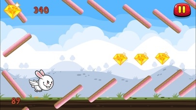 download Aaah! It's Flappy the Crazy Rabbit Vs Angry Clumsy Bombs! Christmas HD Free Edition apps 4