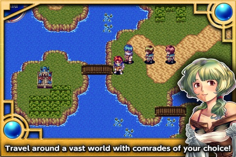 RPG Crystareino screenshot 3