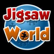 Jigsaw World icon