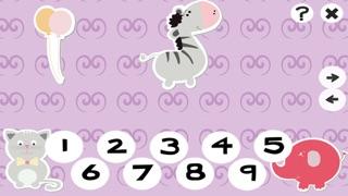 Screenshot of 123 Count For Baby & Kids Giochi Gratis Imparare la Matematica App5