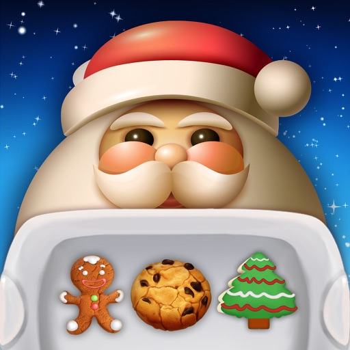 Christmas Cookies Match Mania - Cook Snacks in the Kitchen For Santa  FREE iOS App