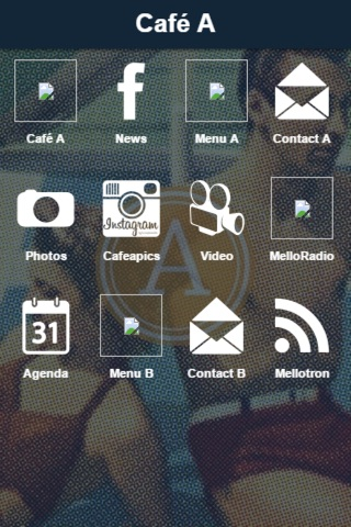 cafea screenshot 1