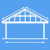 RoofCalc - Roof Framing Calculator For Roofing Carpenters
