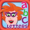Letters leren lezen - Juf Jannie, leer me de letters
