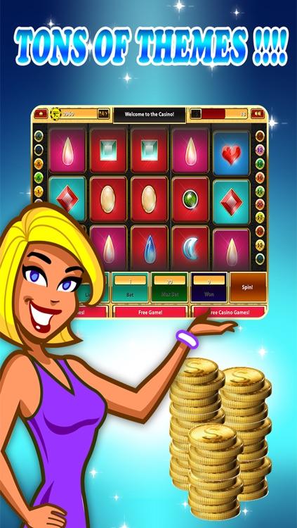cascades casino logo Slot Machine