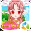Sweet Witch - dress up game for girls