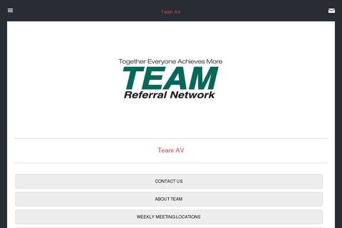 Team AV screenshot 1