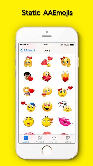 AA Emojis Extra Pro -... screenshot1