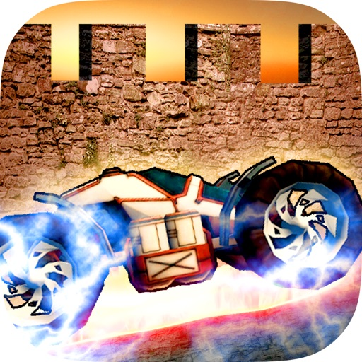 Open-World Offroad: Medieval Times iOS App
