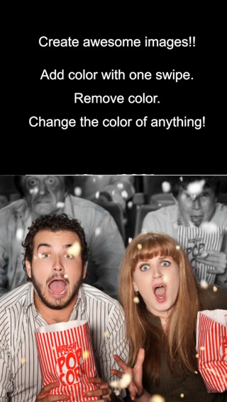 Color Effects - Recolor Pictures; Pop/Edit/Paint Photo Highlights into Twitter and Instagram Screenshot