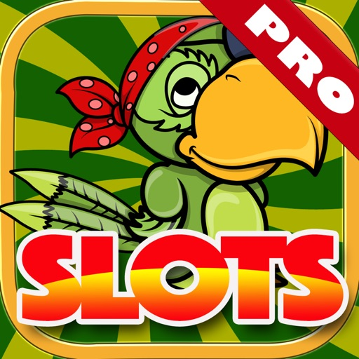 Amazing Pirate Kings Casino Slots - Realistic simulation of spinning epic wheel to win caribbean casino iOS App